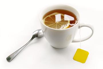 תה עם לימון