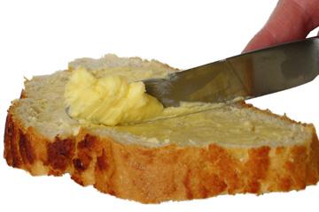 מרגרינה או חמאה?