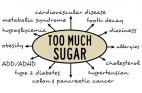 הסיבות הרבות להפחתת צריכת הסוכר
