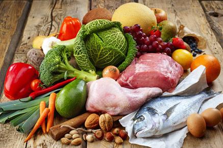 מוצרים נבחרים של דיאטת פליאו