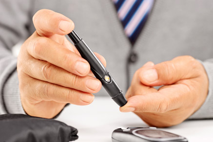מומלץ לאזן את רמות הסוכר בדם כדי למנוע סיבוכים בהמשך