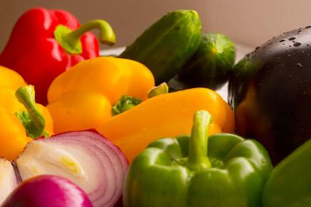 ירקות הם בעלי אינדקס גליקמי נמוך