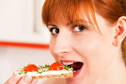 תקדישו לעצמכם את הזמן לאכול לאט ובנחת