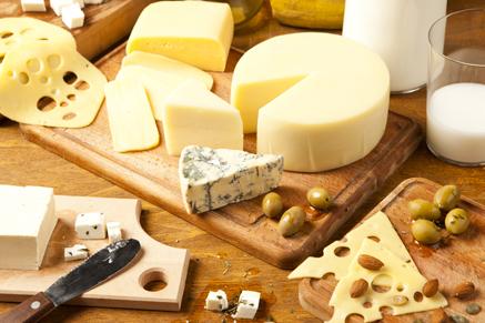 חלב וגבינות עיזים - גם טעים וגם בריא?