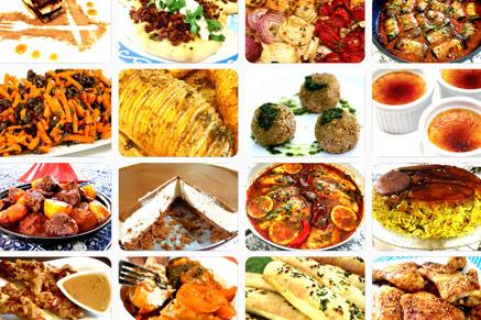 מבחר מאכלים שיעשו לכם את השבת