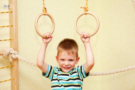 חוג התעמלות לילדים: נפוץ מאוד ומשפר את היכולת הגופנית והמוטורית
