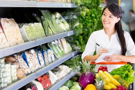 לצערנו, אנחנו לא תמיד מחייכים לנוכח מחירי הפירות והירקות