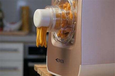 גאוני: איך להכין פסטה ביתית בקלות ובמהירות