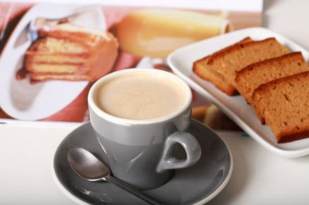 קפה הפוך על בסיס חלב יגרום ככל הנראה לריצה מהירה לשרותים
