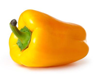 פלפל צהוב