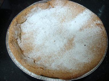 עוגה לימונית