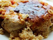תבשיל עוף עם פתיתים