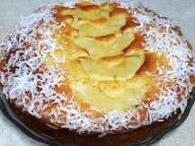 עוגת אננס בחושה