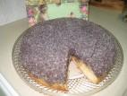 עוגת פרג וקוקוס