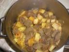 סופריטו בשר ותפוחי אדמה