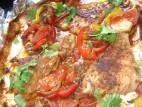 דג סול בתנור