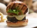 המבורגר פטריות פורטבלה