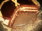 טורט שוקולד וגליליות