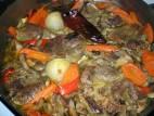 תבשיל בשר בקר גרוזיני