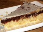 עוגת מוס שכבות