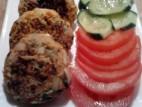 לביבות עם ירקות