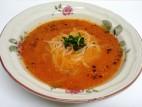 מרק עגבניות טבעוני