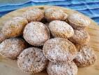 עוגיות בוטנים מרוקאיות עם שיבולת שועל