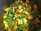 תבשיל ירקות קל ופשוט להכנה