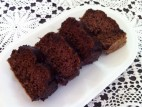 עוגת שוקולד ללא גלוטן וללא סוכר
