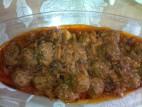 כדורי בשר בסגנון מרוקאי