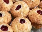 עוגיות עם קוקוס