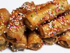 סיגרים אפויים במילוי אגוזים