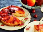 עוגת פירות קייצית