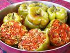 פלפלים ממולאים מהמטבח הפרסי