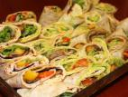 טורטיות ממולאות לאירוח בשרי