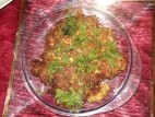 פשטידת כרובית עם ירקות