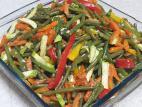 שעועית ירוקה ושאר ירקות