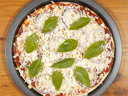 פיצה ביתית