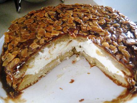 עוגת עוקץ הדבורה כשרה לפסח