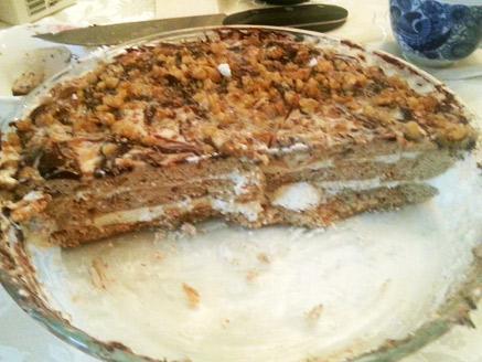 אניצ`קה - עוגת דבש רוסית
