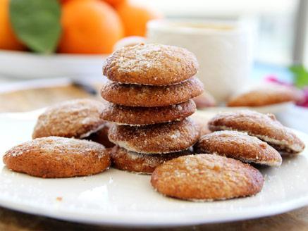 עוגיות אגוזים ודבש לפסח