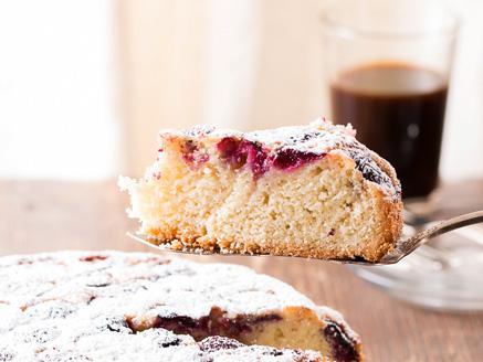 עוגת הדובדבנים של סבתא