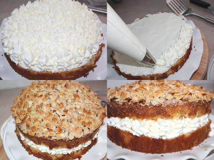 עוגת עוקץ הדבורה