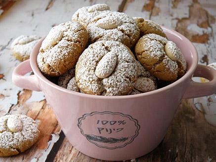 עוגיות טחינה עם סילאן
