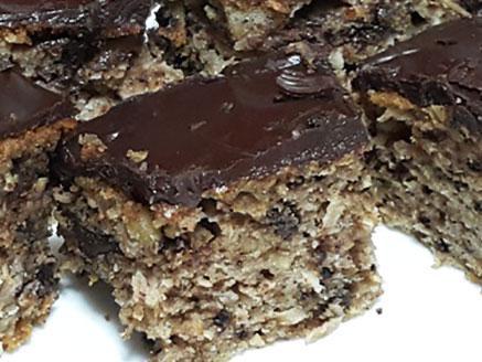 עוגת אגוזים ללא סוכר וללא גלוטן