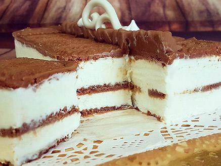 עוגת גבינה לוטוס ביתית