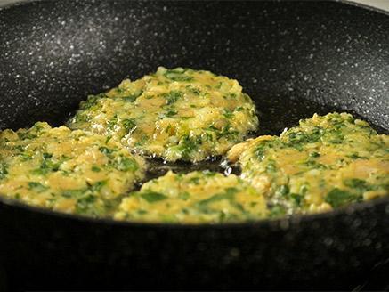 ערוק - לביבות ירק עיראקיות
