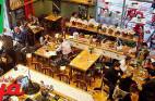 ארוחה זוגית במסעדת ג`ויה האיטלקית