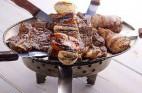 ארוחה זוגית במסעדת אל גאוצ`ו ברמת גן