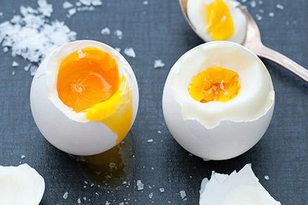 ביצה רכה: קיימת אזהרה מחשש לסלמונלה